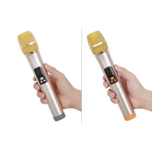 Loa kéo Karaoke Jammy AM4218 600W ava 10