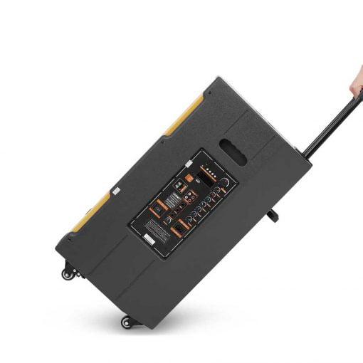 Loa kéo Karaoke Jammy AM4218 600W ava 12