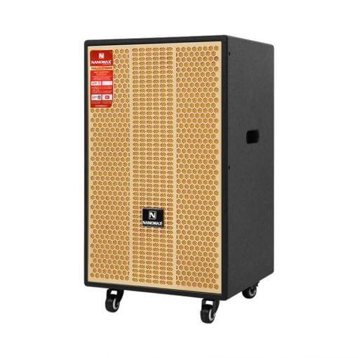 Loa kéo Karaoke Nanomax S-2000 680W 3
