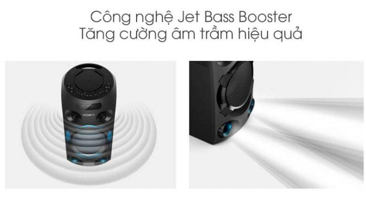 Dàn âm thanh Hifi Sony MHC V02 5