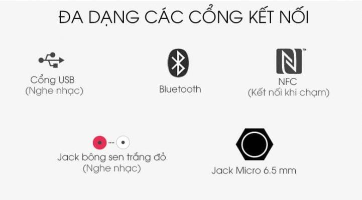 Dàn âm thanh Hifi Sony MHC V02 8