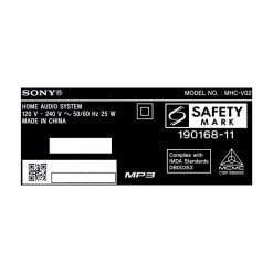 Dàn âm thanh Hifi Sony MHC V02 ava 10