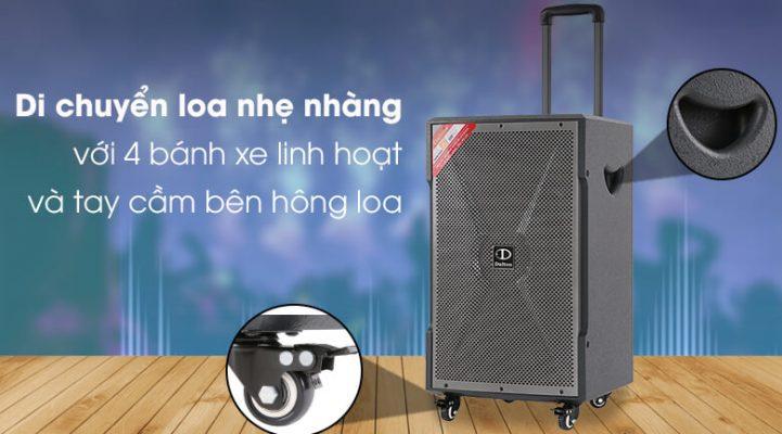 loa karaoke dalton ts 12g450x 3