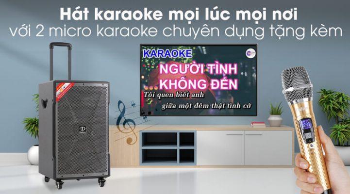 loa karaoke dalton ts 12g450x 5