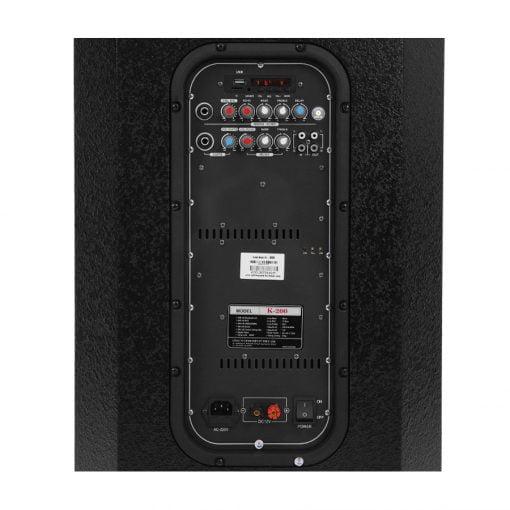 loa-karaoke zenbos K 200 600W ava 7