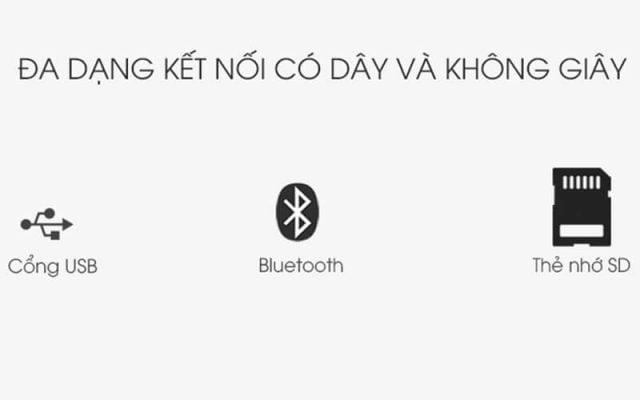 Loa Kéo Bluetooth Mozard L0629K Đen Xám 9
