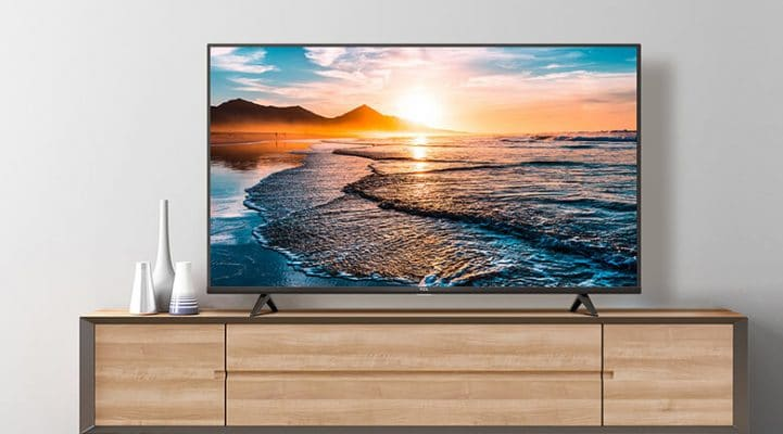 Android Tivi TCL 4K 55 inch 55P615 2