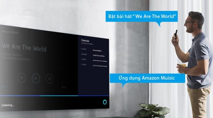 Android Tivi TCL 4K 55 inch 55P615 7