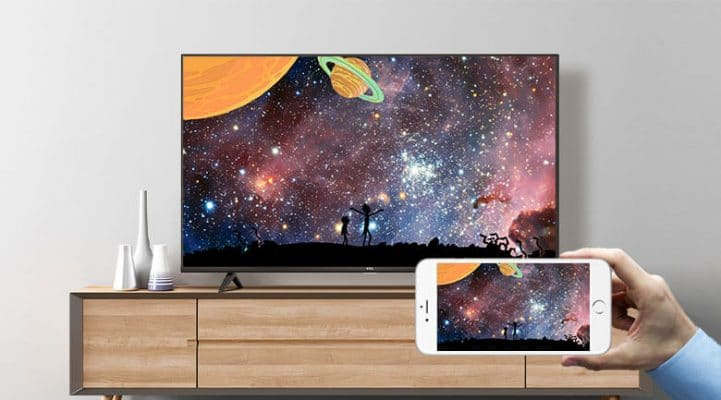 Android Tivi TCL 4K 43 inch 43P615 11