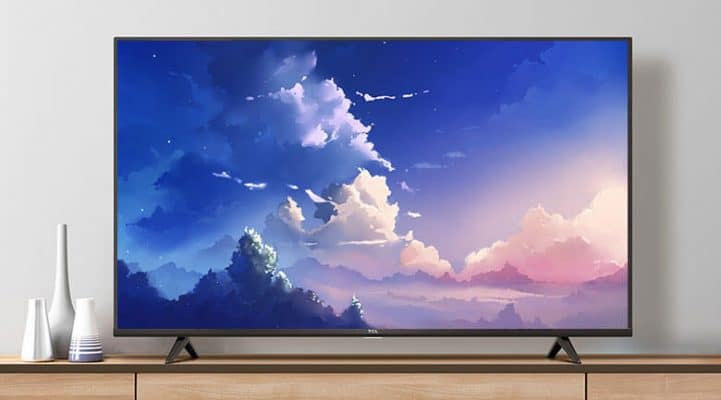 Android Tivi TCL 4K 43 inch 43P615 2