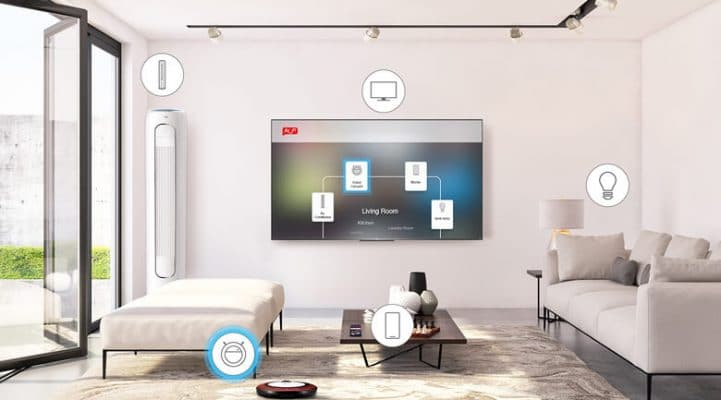 Android Tivi TCL 4K 43 inch 43P615 9