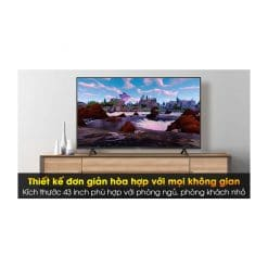 Android Tivi TCL 4K 43 inch 43P615 ava 7