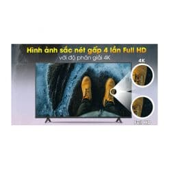 Android Tivi TCL 4K 43 inch 43P615 ava 8
