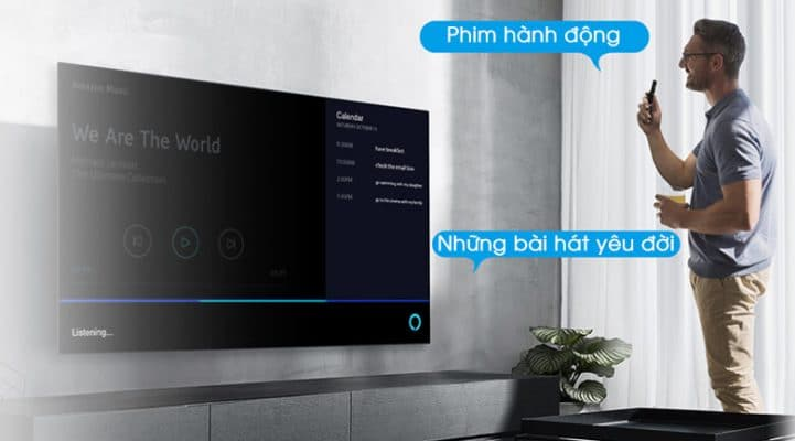 Android Tivi TCL 4K 50 inch 50P615 11