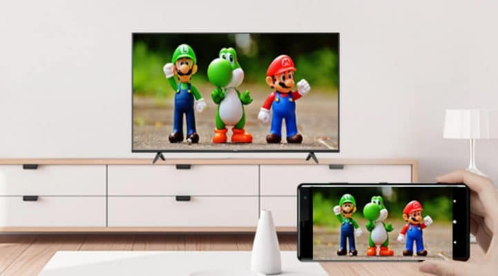 Android Tivi TCL 4K 50 inch 50P615 12