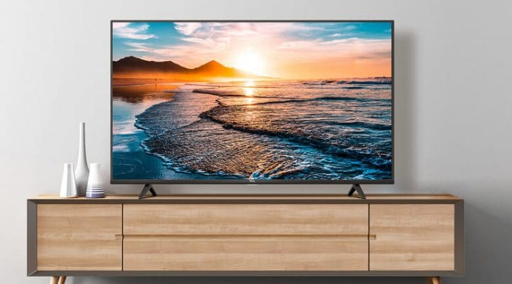 Android Tivi TCL 4K 50 inch 50P615 2