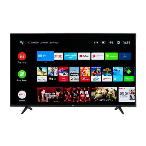 Android Tivi TCL 4K 55 inch 55P615 ava 1