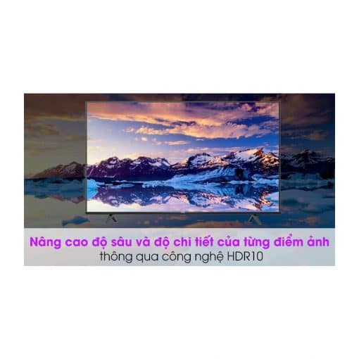 Android Tivi TCL 4K 55 inch 55P615 ava 9