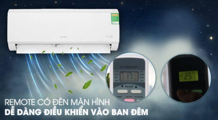 Máy lạnh Comfee Inverter 1 HP SIRIUSA 9ED 11