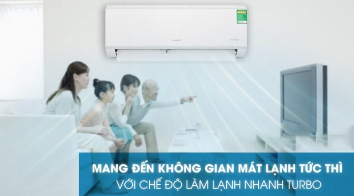 Máy lạnh Comfee Inverter 1 HP SIRIUSA 9ED 3