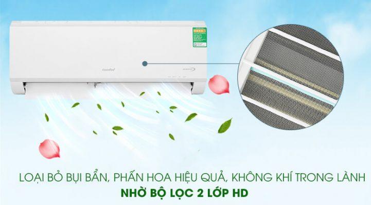 Máy lạnh Comfee Inverter 1 HP SIRIUSA 9ED 4