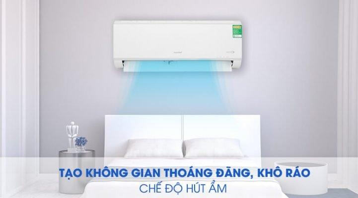 Máy lạnh Comfee Inverter 1 HP SIRIUSA 9ED 7