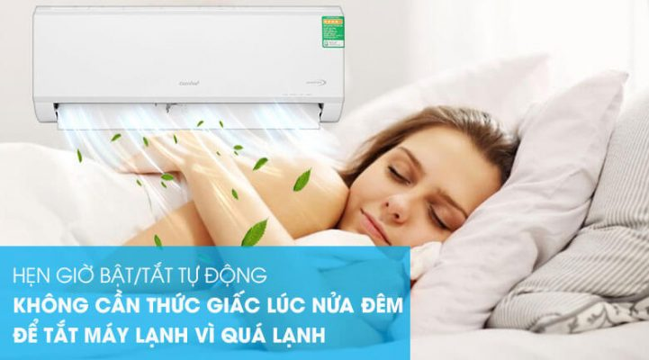 Máy lạnh Comfee Inverter 1 HP SIRIUSA 9ED 9