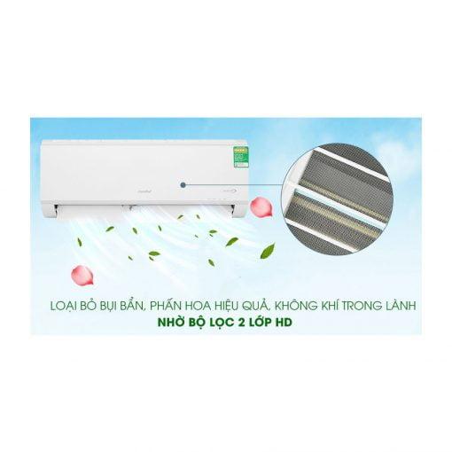 Máy lạnh Comfee Inverter 1 HP SIRIUSA 9ED ava 9