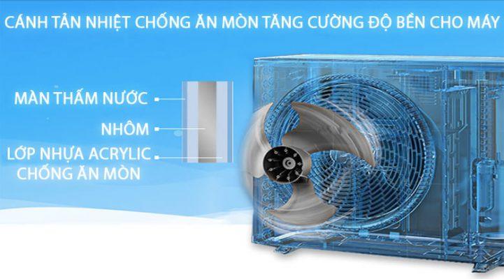 Máy lạnh Daikin Inverter 1 HP ATKA25UAVMV 3