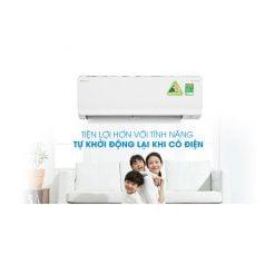Máy lạnh Daikin Inverter 1 HP ATKA25UAVMV ava 10