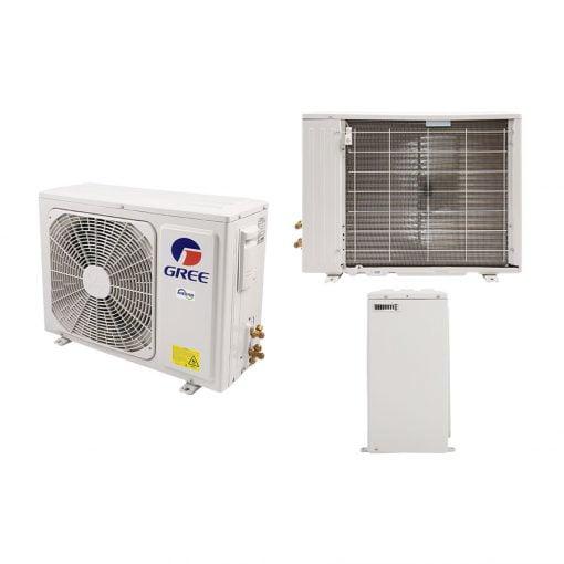 Máy lạnh Gree Inverter 1 HP GWC09PB K3D0P4 ava 8