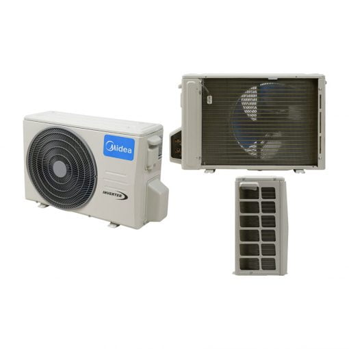 Máy lạnh Midea Inverter 1 HP MSAFA 10CRDN8 ava 7