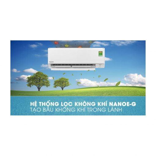 Máy lạnh Panasonic Inverter 1 HP CU CS PU9 ava 12