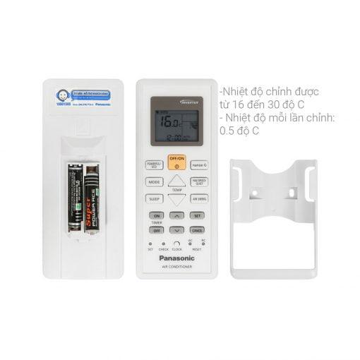 Máy lạnh Panasonic Inverter 1 HP CU CS PU9 ava 8