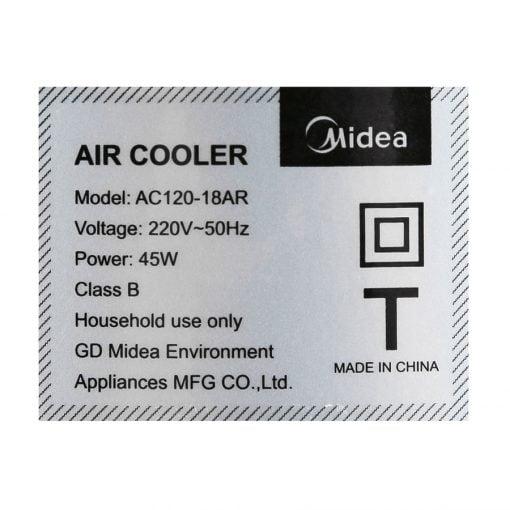 Quạt điều hòa Midea AC120 18AR ava 14
