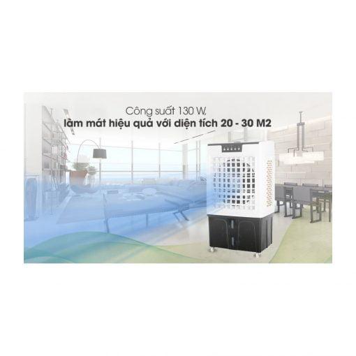 Quạt điều hòa Midea AC375 19CRH ava 17