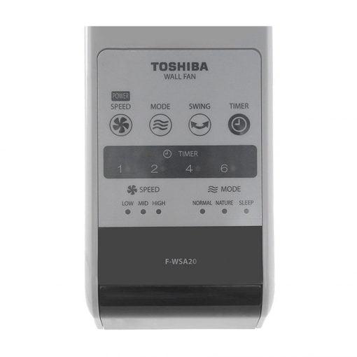 Quạt treo Toshiba F WSA20 ava 5