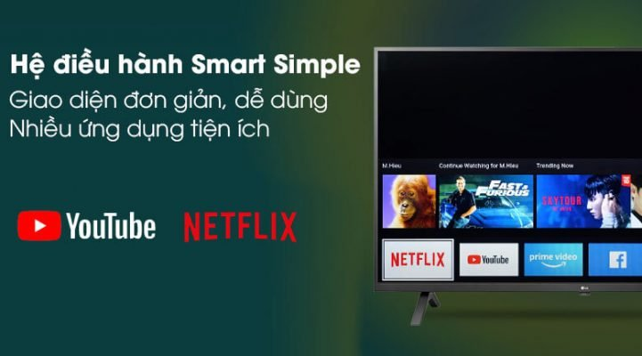 Smart Tivi LG 4K 43 inch 43UN7000PTA 8