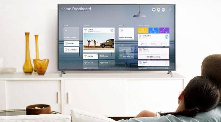 Smart Tivi LG 4K 43 inch 43UN7290PTF 10