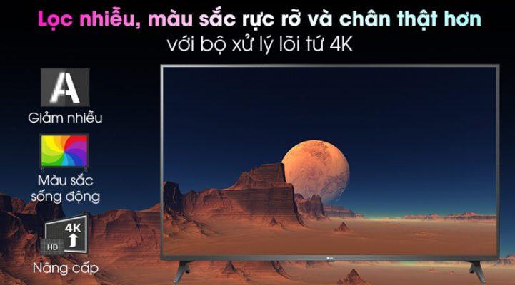 Smart Tivi LG 4K 43 inch 43UN7290PTF 4