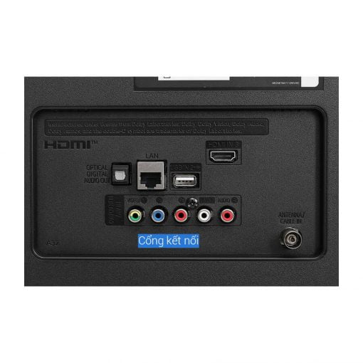 Smart Tivi LG 4K 43 inch 43UN7290PTF ava 4