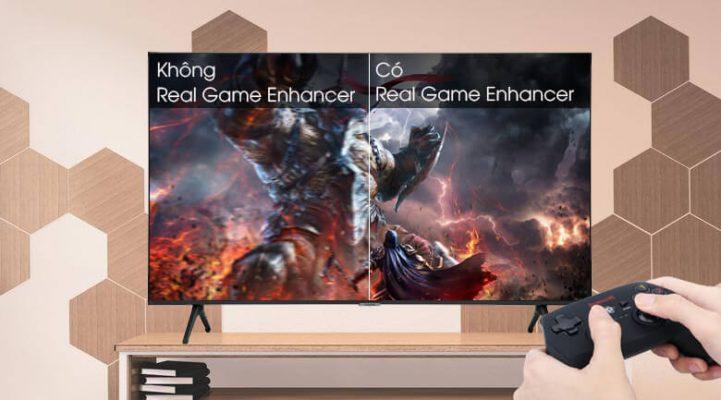 Smart Tivi Samsung 4K 43 inch UA43TU7000 10