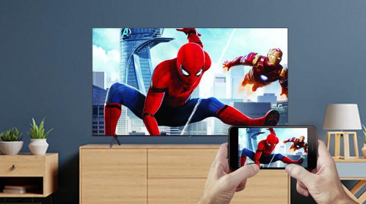 Smart Tivi Samsung 4K 43 inch UA43TU7000 13