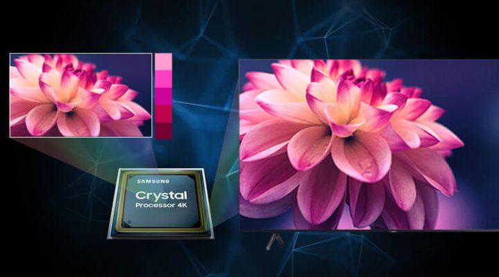 Smart Tivi Samsung 4K 43 inch UA43TU7000 6