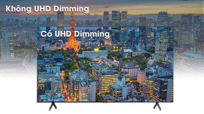 Smart Tivi Samsung 4K 43 inch UA43TU7000 7