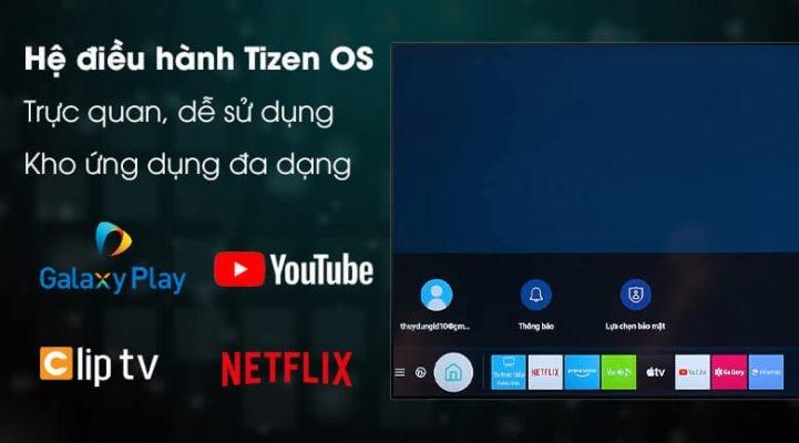 Smart Tivi Samsung 4K 50 inch UA50TU7000 11