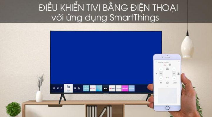 Smart Tivi Samsung 4K 50 inch UA50TU7000 12