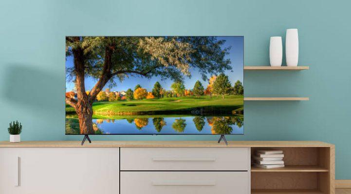 Smart Tivi Samsung 4K 50 inch UA50TU7000 2