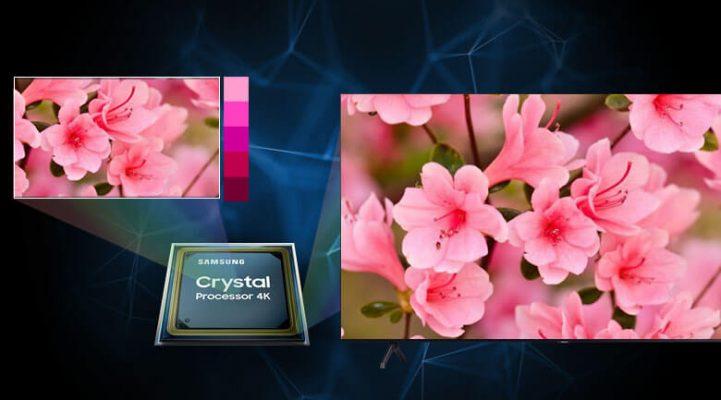 Smart Tivi Samsung 4K 50 inch UA50TU7000 6