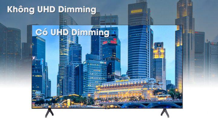 Smart Tivi Samsung 4K 50 inch UA50TU7000 7